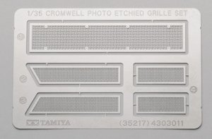 Tamiya 35222 Cromwell Photo Etched Grille 1/35