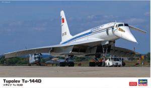 Hasegawa 10833 Tupolev Tu-144D 1/144