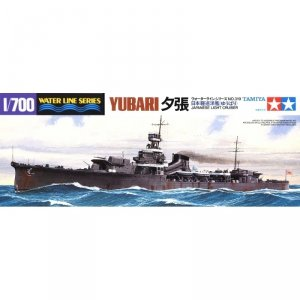 Tamiya 31319 Japanese Light Cruiser Yubari 1/700