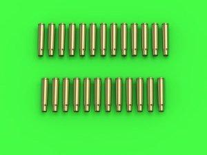 Master GM-35-025 MG-34/MG-42 (7.92mm) - łuski (25sztuk) 1/35