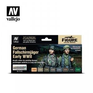 Vallejo 70185 German Fallschirmjäger Early WWII 8x17ml