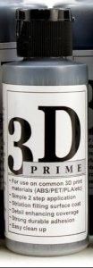 Badger 3DP-CG2 3D Prime Color Coat Grey 60ML