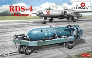 A-Model NA 72004 RDS-4 Tatyana 1/72