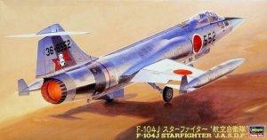 Hasegawa PT18 F-104J Starfighter JASDF 1/48