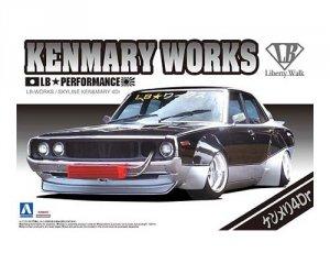 Aoshima 00982 LB WORKS KEN MARY 4Dr 1:24