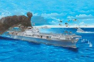 Trumpeter 03711 USS Yorktown CV-5 (1:200)
