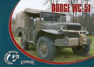 Rossagraph Model Detail Photo Monograph No. 21 - Dodge WC-51 PL/EN