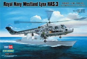 Hobby Boss 87237 Royal Navy Westland Lynx HAS.3 (1:72)
