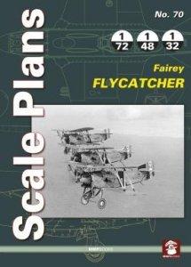 Stratus 49401 Scale Plans No. 70 Fairey Flycatcher
