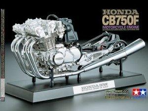 Tamiya 16024 Honda CB750F Motorcycle Engine 1/6