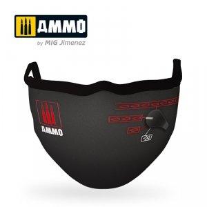 Ammo of Mig 8071 Face Mask Switch Mask
