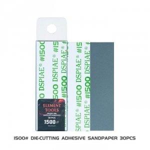DSPIAE WSP-MA1500 #1500 DIE-CUTTING ADHESIVE SANDPAPER / Samoprzylepny papier ścierny