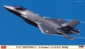 Hasegawa 02353 F-35 Lightning II (A Version) 'J.A.S.D.F. 302SQ' 1/72