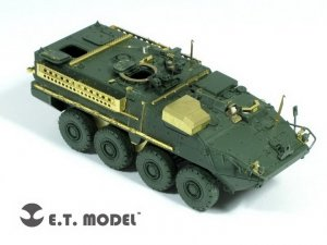 E.T. Model E72-026 Modern US ARMY M1126 IFV FOR ACADEMY 13411 1/72