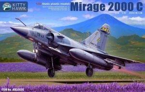 Kitty Hawk 32020 Mirage 2000 C 1/32