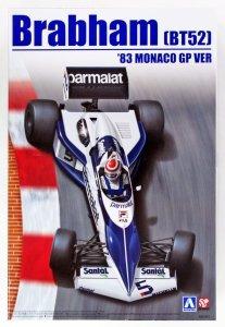 Beemax 20003 Brabham (BT52) '83 MONACO GP VER 1/20