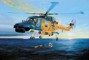 Hobby Boss 87239 German Navy (Bundesmarine) Westland Lynx MK.88 (1:72)