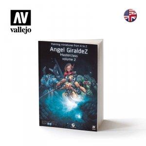 Vallejo 75010 Książka Painting Miniatures vol.2 - ENGLISH