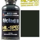 Alclad II ALC E216 RLM 70 Schwarzgrun (Black Green) 30Ml