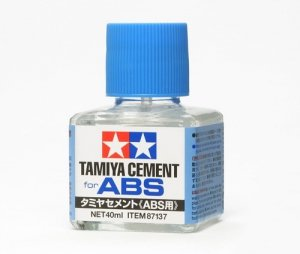 Tamiya 87137 Cement ABS 40ml