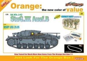 Cyber Hobby 9132 StuG.III Ausf.B (1:35)