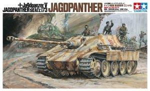 Tamiya 30607 German Tank Destroyer Jagdpanther (1:25)