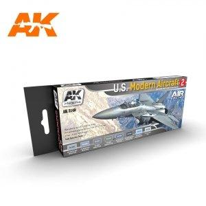 AK Interactive AK 2140 U.S. MODERN AIRCRAFT 2