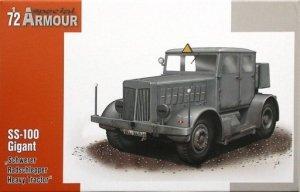 Special Armour 72001 SS-100 Gigant Schwerer Radschlepper/ Heavy Tra. (1:72)