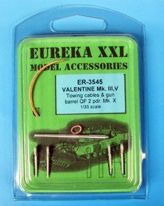 Eureka XXL ER-3545 Valentine III & V 1:35