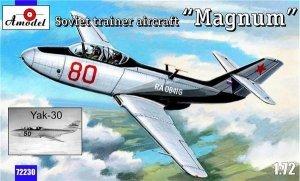 A-Model 72230 Yak-30 Soviet trainer aircraft Magnum 1/72