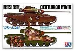 Tamiya 30614 Centurion Mk.III (1:25)