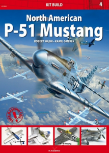 Kagero 41004 North American P-51 Mustang  EN/PL