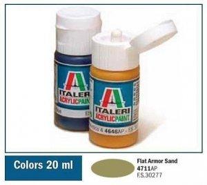 Italeri 4711 FLAT ARMOR SAND 20ml