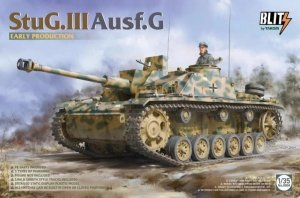 Takom 8004 StuG.III Ausf.G Early Production 1/35