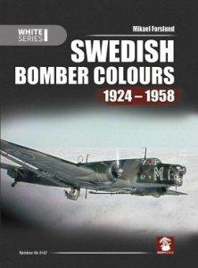 MMP Books 58372 Swedish Bomber Colours 1924-1958 EN