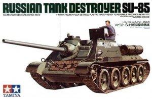 Tamiya 35072 Russian Tank Destroyer SU-85 1/35