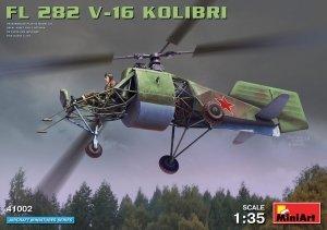 MiniArt 41002 Fl 282 V-16 Kolibri 1/35