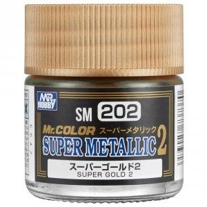 Mr.Color SM-202 Super Gold 2