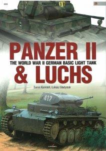 Kagero 0025 Panzer II & Luchs EN