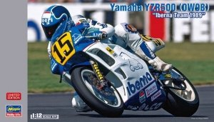 Hasegawa 21724 Yamaha YZR 500 (0W98) Iberna Team 1989 1/12