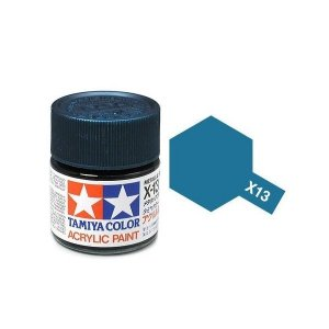 Tamiya 81013 Acryl X-13 Metalic Blue 23ml