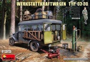 MiniArt 35359 WERKSTATTKRAFTWAGEN TYP-03-30 1/35