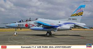 Hasegawa 07477 Kawasaki T-4 'Air Park 20th Anniversary' 1/48