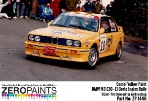 Zero Paints ZP-1446 Camel Yellow for BMW M3 E30 60ML