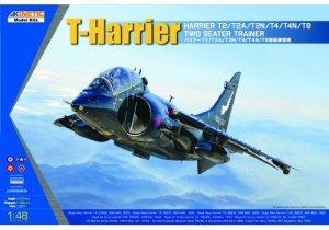 Kinetic K48040 T-Harrier T2/T4/T8 (1:48)