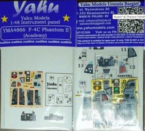 Yahu YMA4866 F-4C Phantom for Academy  1/48