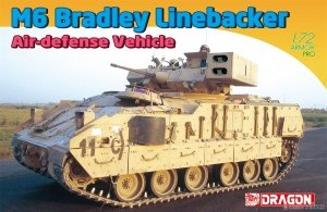 Dragon 7624 M6 Bradley Linebacker 1/72