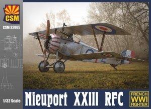 Copper State Models 32-005 Nieuport XXIII RFC Service 1/32
