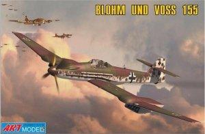 Art Model 7202 Blohm & Voss BV-155 (1:72)