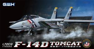 Great Wall Hobby L7203 Grumman F-14D Tomcat 1/72